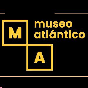 Logotipo Museo Atlántico. Descubrir Lanzarote. Autor: CACT Lanzarote