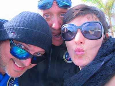 IDC PADI - CID Lanzarote - Manu, Kev y Cat