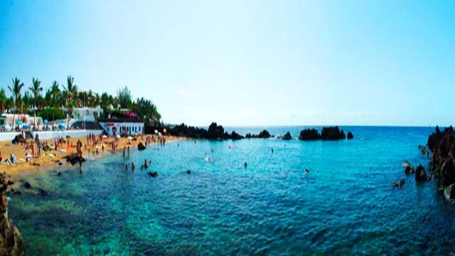 Las mejores inmersiones de Lanzarote - Playa Chica