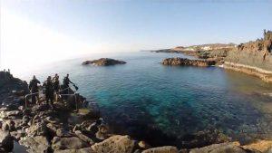 Las mejores inmersiones de Lanzarote - Charco del Palo