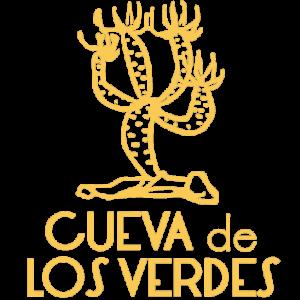 Logotipo Cueva de los Verdes. Descubrir Lanzarote. Autor: CACT Lanzarote