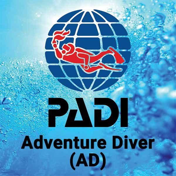 Buceo CID Lanzarote - Curso PADI Adventure Diver