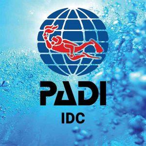 Buceo CID Lanzarote - Curso PADI IDC