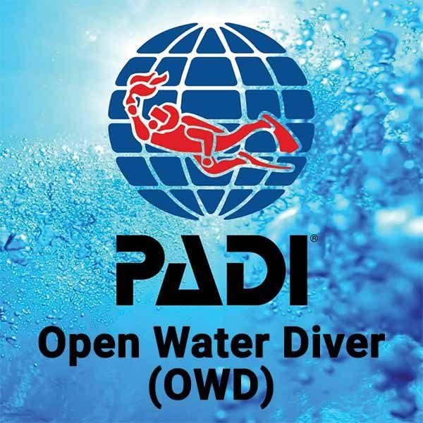 Buceo CID Lanzarote - Curso PADI Open Water Diver