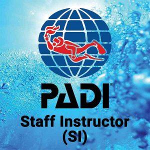 Curso PADI Staff Instructor