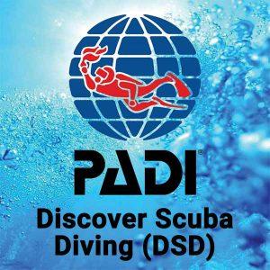 Discover Scuba Diving PADI Lanzarote