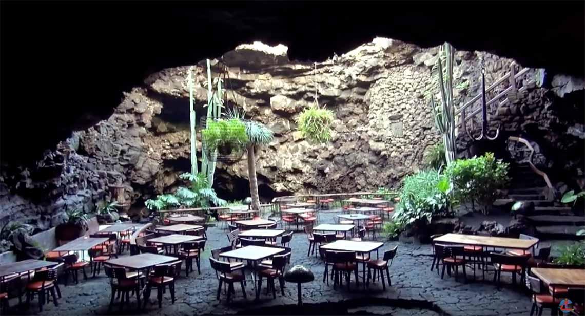 Jameos del Agua. Descubrir Lanzarote. Autor: CACT Lanzarote