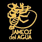 Logotipo Jameos del Agua. Descubrir Lanzarote. Autor: CACT Lanzarote
