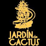 Logotipo Jardín de Cactus. Descubrir Lanzarote. Autor: CACT Lanzarote