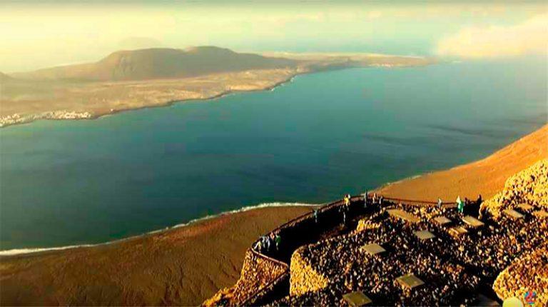 Mirador del Río. Descubrir Lanzarote. Autor: CACT Lanzarote