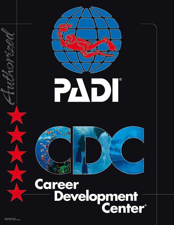 PADI CDC. Buceo CID Lanzarote.