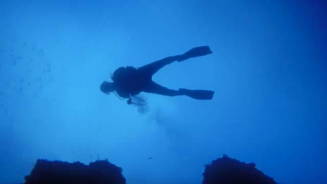 Las mejores inmersiones de Lanzarote - Blue Hole