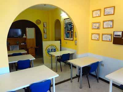 Aula de formación Buceo CID Lanzarote