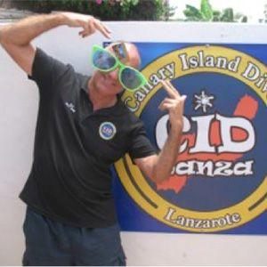 Kev - PADI Course Director