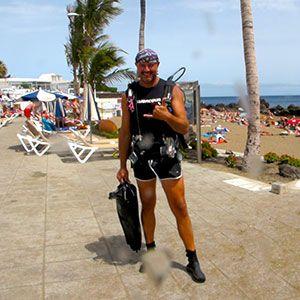 Manu CID Lanzarote