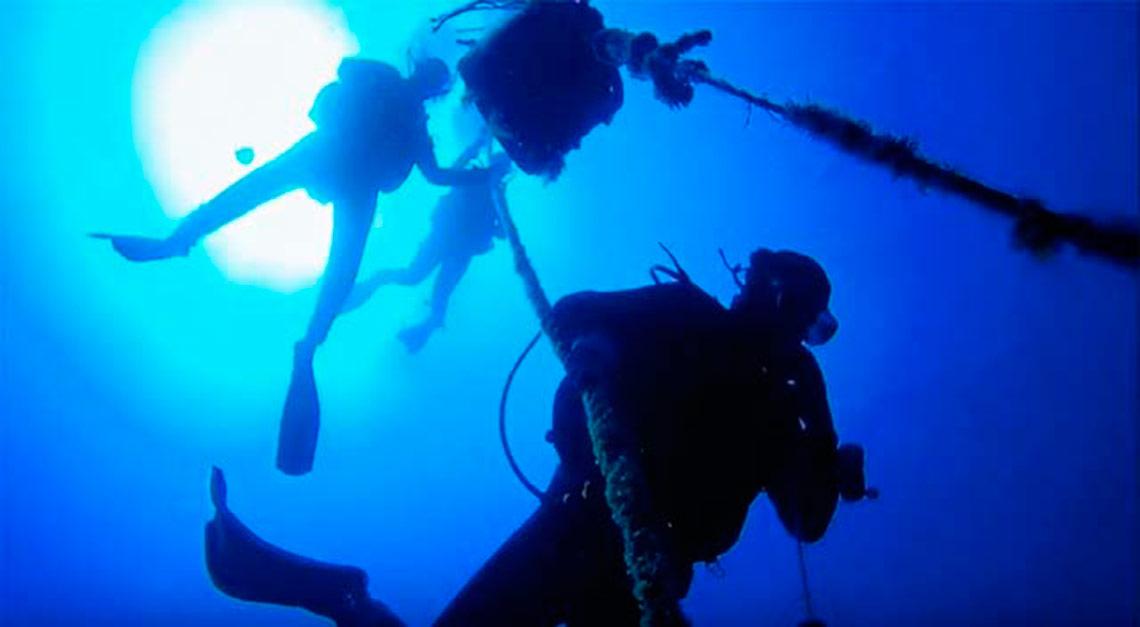 Curso PADI Open Water Diver