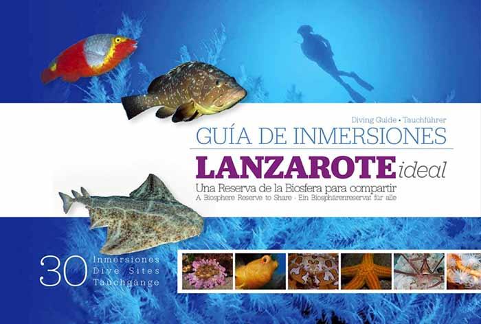 Guia de inmersiones de Lanzarote