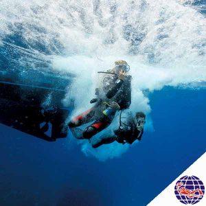 Pack Diving Museo Atlántico - 2 Inmersiones con equipo completo.