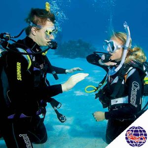 Curso PADI Open Water Scuba Instructor (IDC)