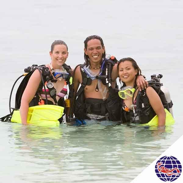 Curso PADI Advanced Open Water Diver (AOWD)