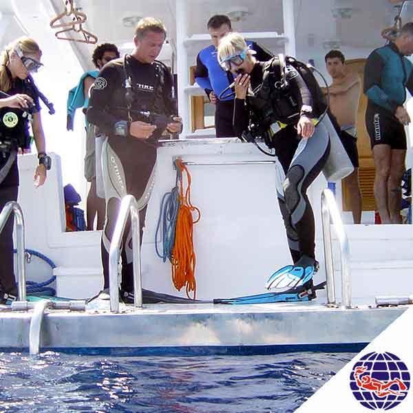 Referimiento Open Water Diver (ROWD)