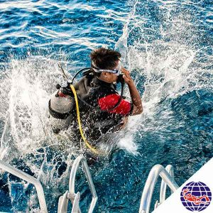 Upgrade de Scuba Diver a Open Water Diver (USO)