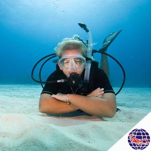 Pack Curso PADI OWD + Museo Atlántico. (Incluye Curso Open Water Diver más visita guiada al Museo Atlántico)
