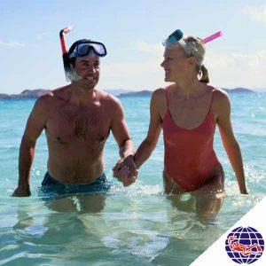 Oferta. Snorkeling en familia