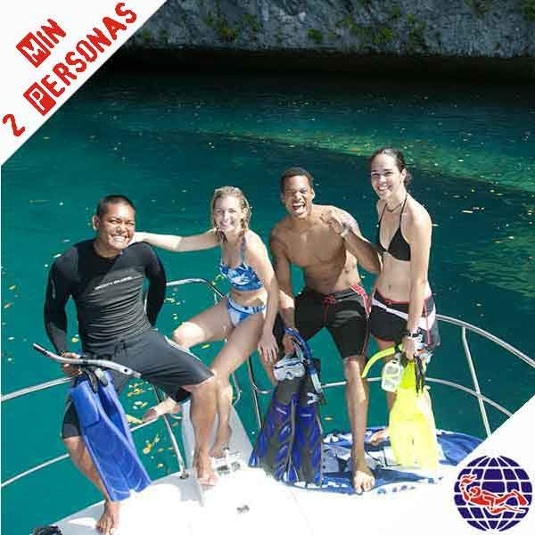 Oferta. Curso PADI Advanced Open Water Diver (AOWD)